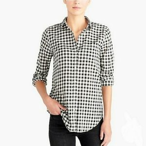 J.crew the perfect shirt womans size xsmall